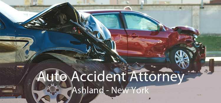 Auto Accident Attorney Ashland - New York