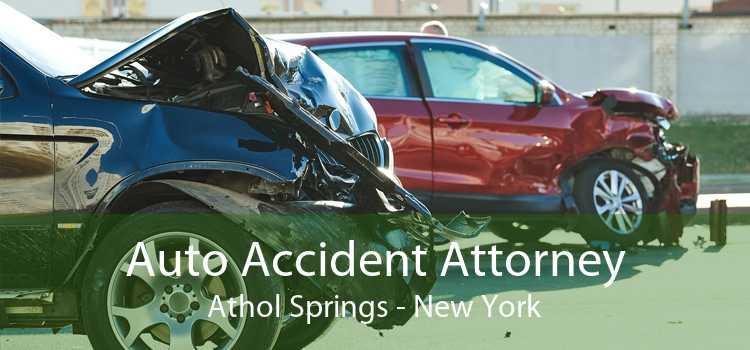 Auto Accident Attorney Athol Springs - New York