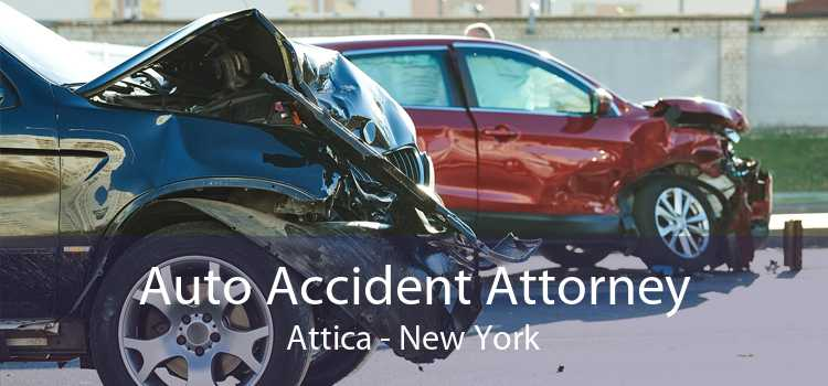 Auto Accident Attorney Attica - New York