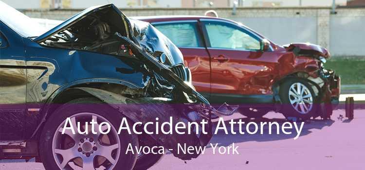 Auto Accident Attorney Avoca - New York