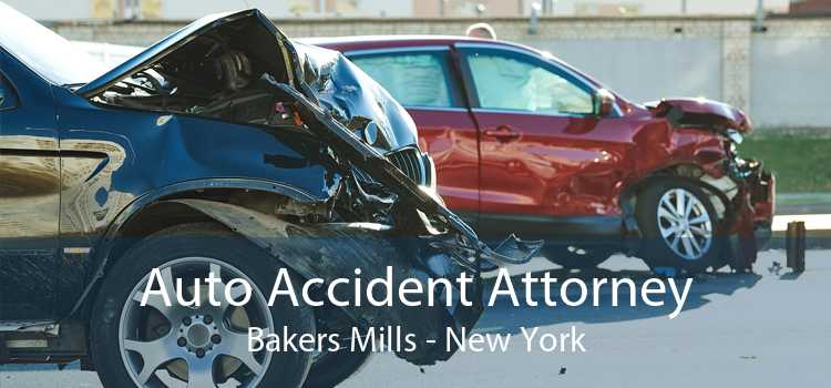 Auto Accident Attorney Bakers Mills - New York