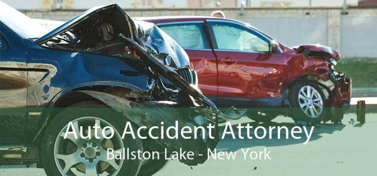 Auto Accident Attorney Ballston Lake - New York