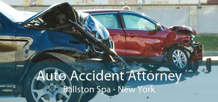 Auto Accident Attorney Ballston Spa - New York