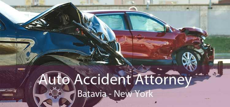 Auto Accident Attorney Batavia - New York