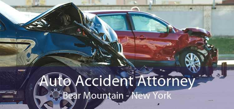 Auto Accident Attorney Bear Mountain - New York