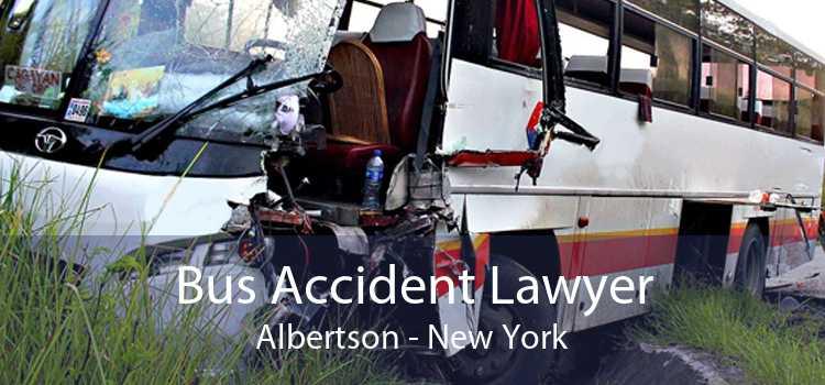 Bus Accident Lawyer Albertson - New York