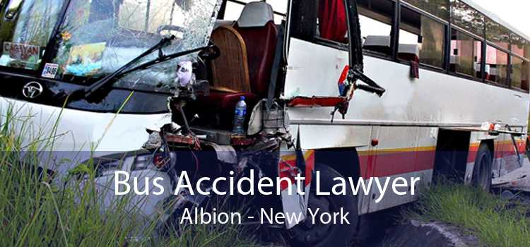 Bus Accident Lawyer Albion - New York