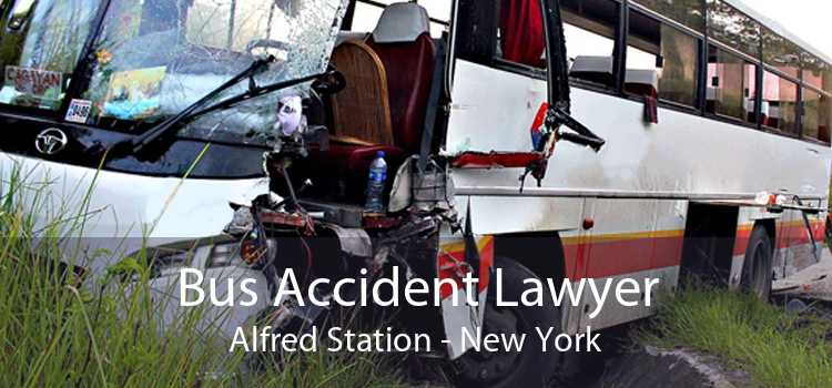 Bus Accident Lawyer Alfred Station - New York