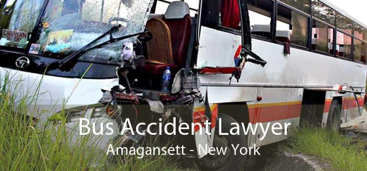 Bus Accident Lawyer Amagansett - New York