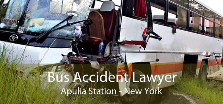 Bus Accident Lawyer Apulia Station - New York