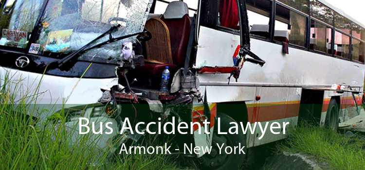 Bus Accident Lawyer Armonk - New York