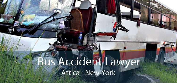 Bus Accident Lawyer Attica - New York