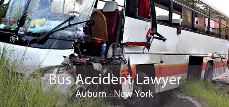 Bus Accident Lawyer Auburn - New York