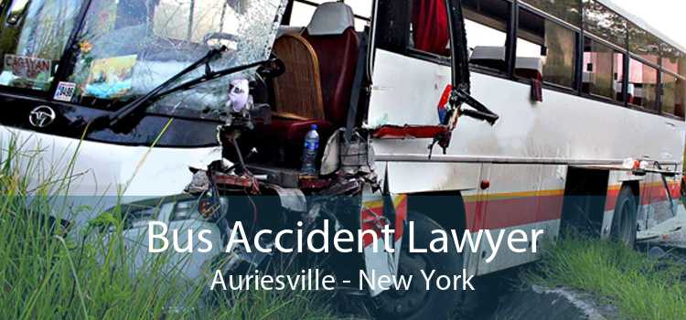 Bus Accident Lawyer Auriesville - New York