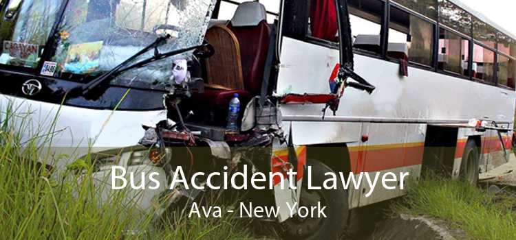 Bus Accident Lawyer Ava - New York