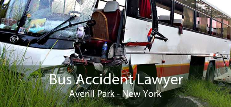 Bus Accident Lawyer Averill Park - New York