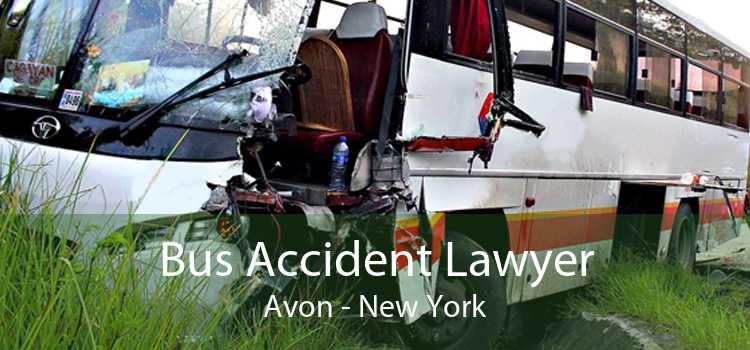 Bus Accident Lawyer Avon - New York