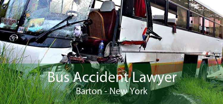 Bus Accident Lawyer Barton - New York