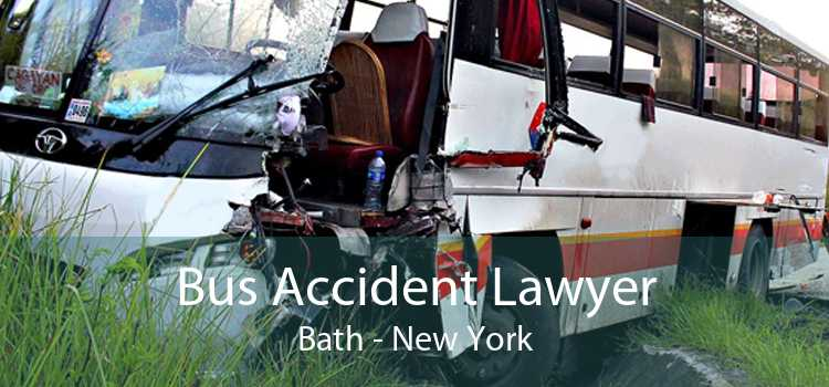 Bus Accident Lawyer Bath - New York