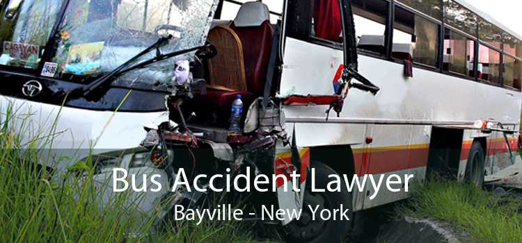 Bus Accident Lawyer Bayville - New York