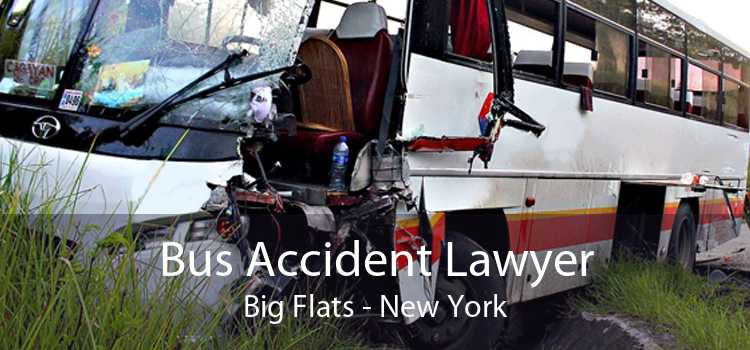 Bus Accident Lawyer Big Flats - New York