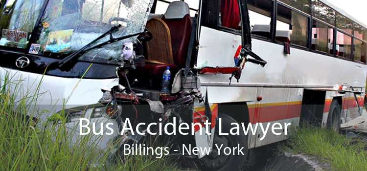 Bus Accident Lawyer Billings - New York
