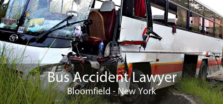 Bus Accident Lawyer Bloomfield - New York