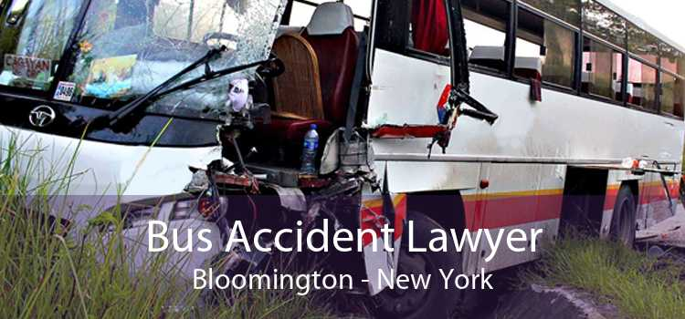 Bus Accident Lawyer Bloomington - New York