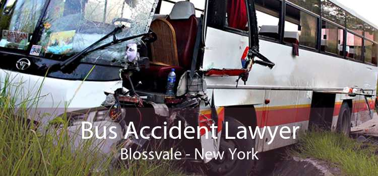 Bus Accident Lawyer Blossvale - New York