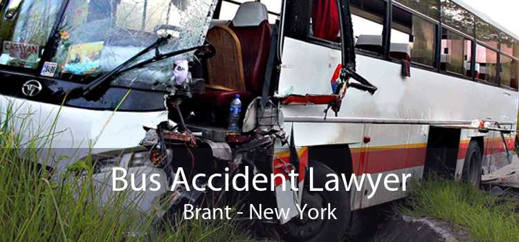 Bus Accident Lawyer Brant - New York