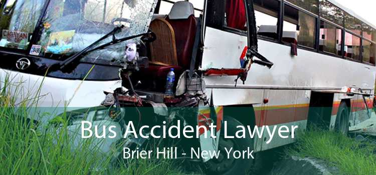 Bus Accident Lawyer Brier Hill - New York