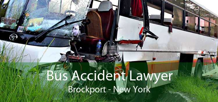 Bus Accident Lawyer Brockport - New York