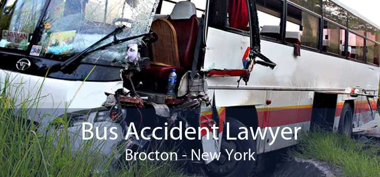 Bus Accident Lawyer Brocton - New York