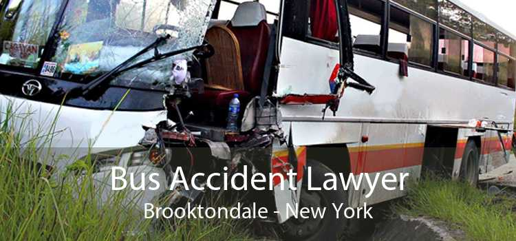 Bus Accident Lawyer Brooktondale - New York