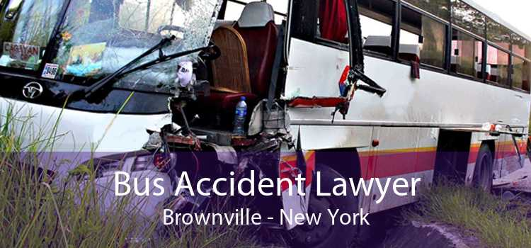 Bus Accident Lawyer Brownville - New York
