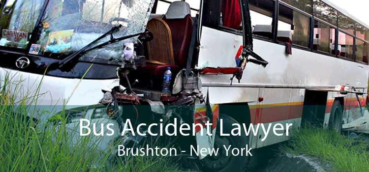 Bus Accident Lawyer Brushton - New York