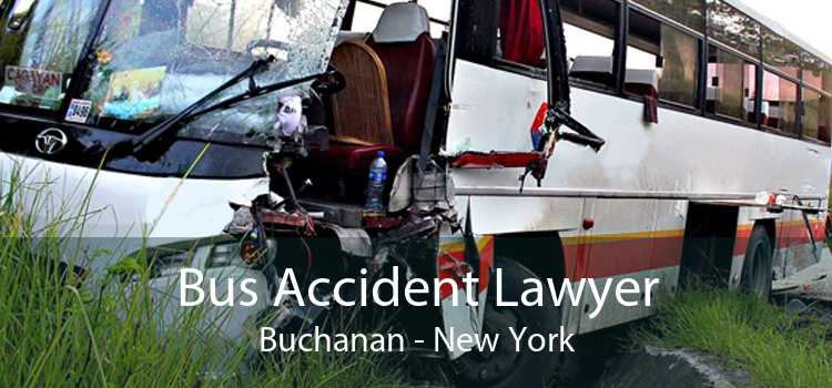 Bus Accident Lawyer Buchanan - New York
