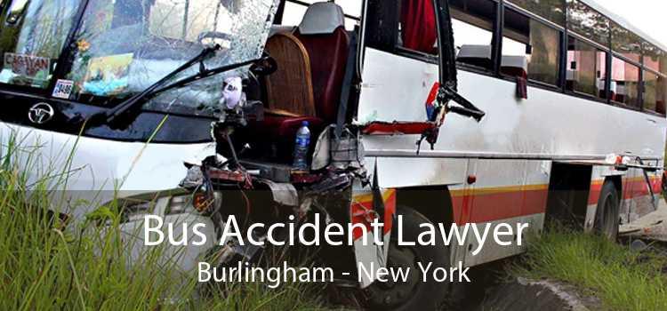 Bus Accident Lawyer Burlingham - New York