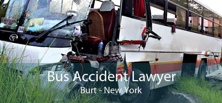 Bus Accident Lawyer Burt - New York