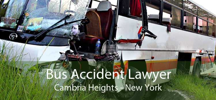 Bus Accident Lawyer Cambria Heights - New York
