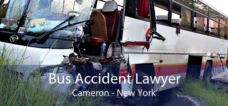 Bus Accident Lawyer Cameron - New York