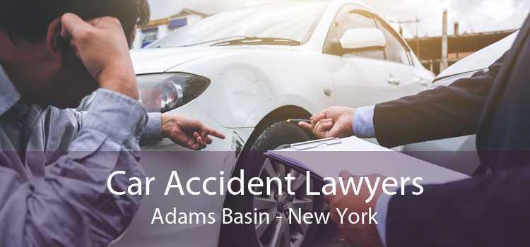 Car Accident Lawyers Adams Basin - New York