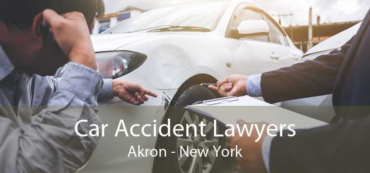 Car Accident Lawyers Akron - New York