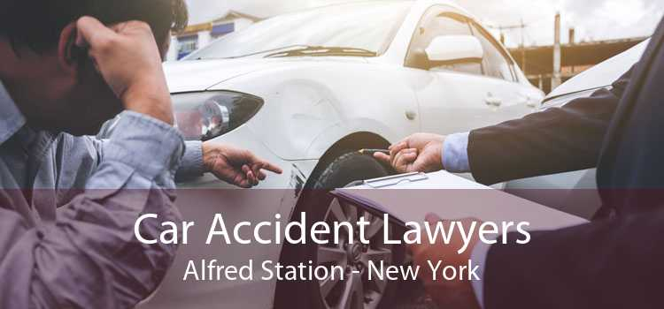 Car Accident Lawyers Alfred Station - New York