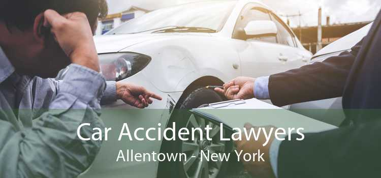 Car Accident Lawyers Allentown - New York