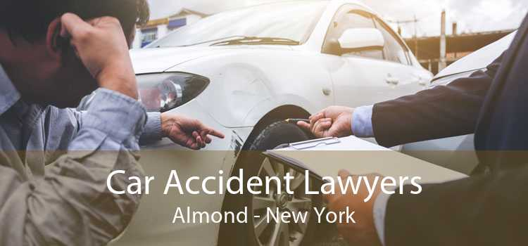 Car Accident Lawyers Almond - New York