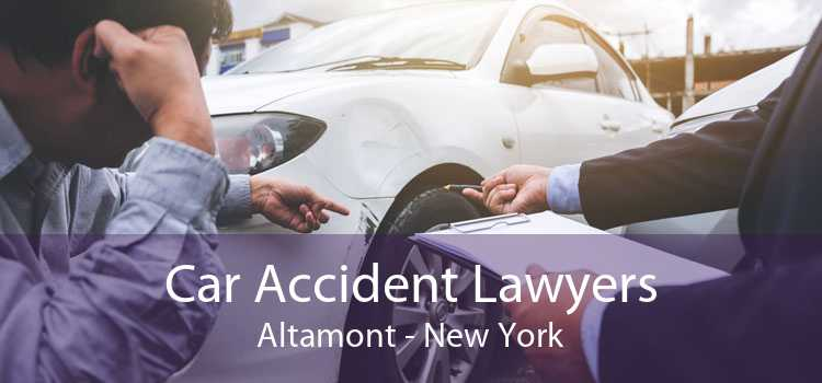 Car Accident Lawyers Altamont - New York