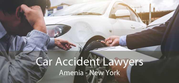 Car Accident Lawyers Amenia - New York
