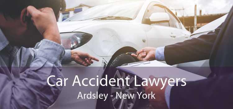 Car Accident Lawyers Ardsley - New York