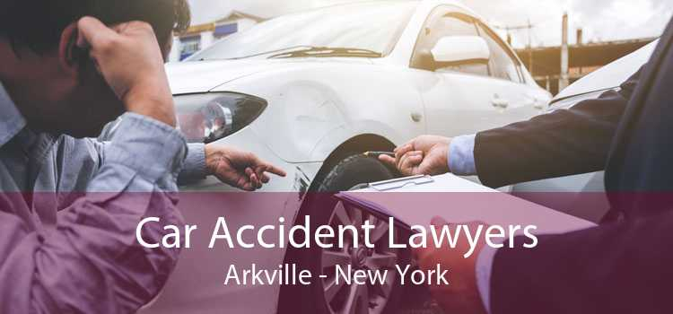 Car Accident Lawyers Arkville - New York